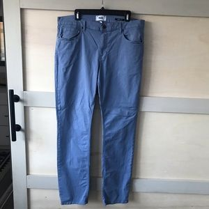 PAIGE Japanese Twill pants